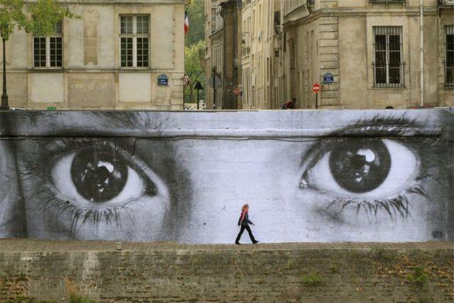 Уличный арт