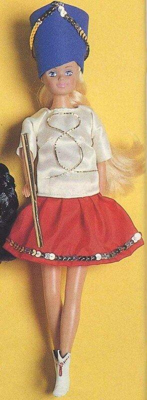 Карнавал.Одежда для кукол. 2