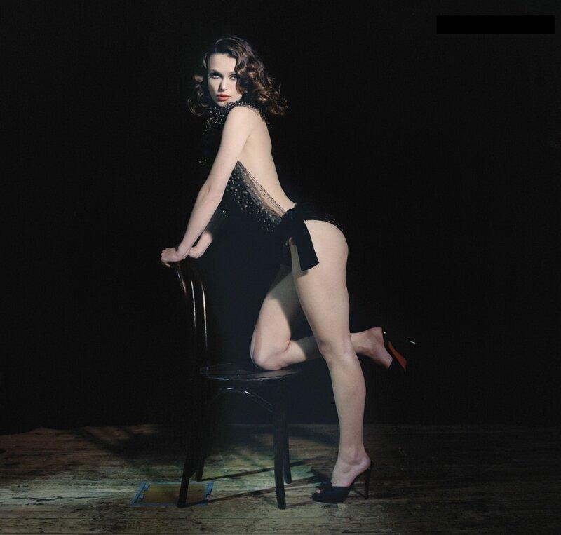 Кира Найтли (Keira Knightley) декабрь 2007-январь 2008
