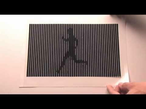 Удивительная оптическая иллюзия
