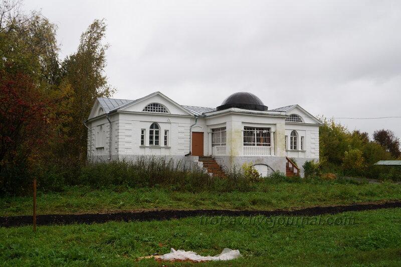 Усадьба Ивановское, Чайный домик, Подольск, 2013