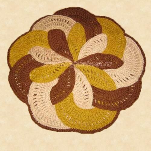 японский коврик