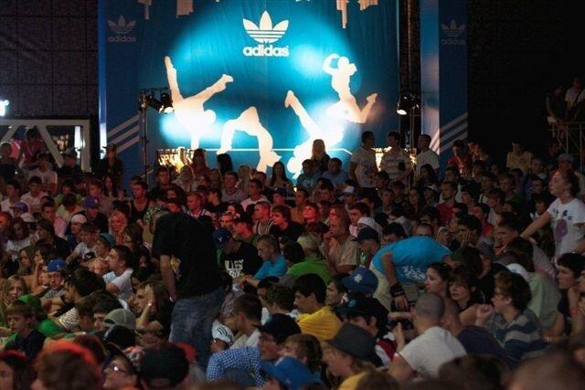 Международный чемпионат по брейк-дансу BURN BATTLE SCHOOL 2011