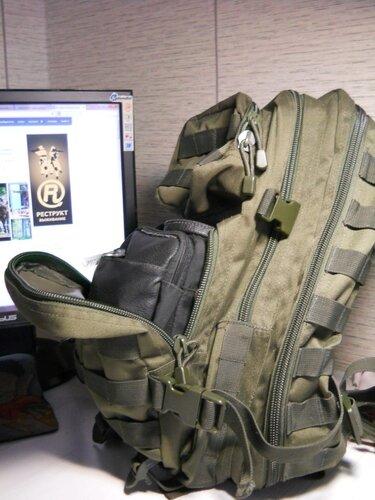 в рюкзаке 2
