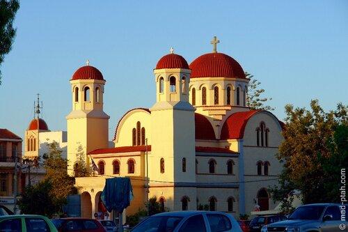 греция, крит, мелидони, сфендони, ретимно