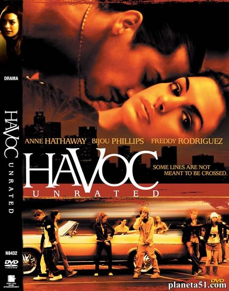 Крэйзи / Опустошение / Havoc (2005/DVDRip)
