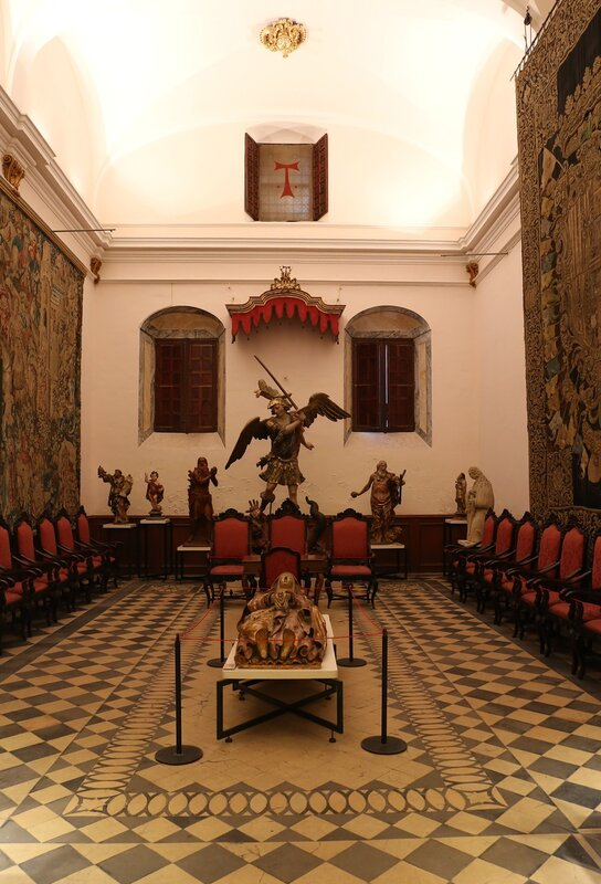 Таррагона. Музей таррагонской епархии. Museu Diocesà de Tarragona. Tarragona.