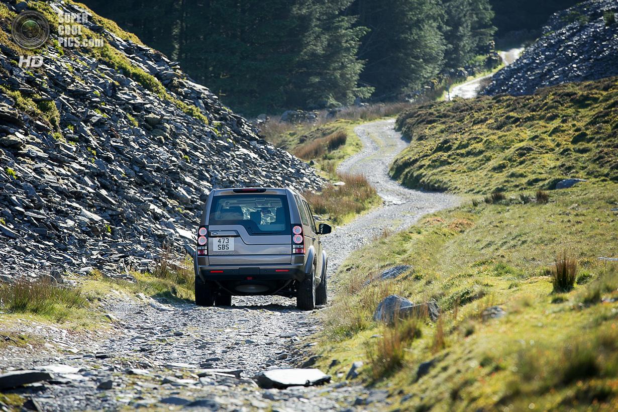 Land Rover Discovery: Порция косметики (15 фото) (16 фото)