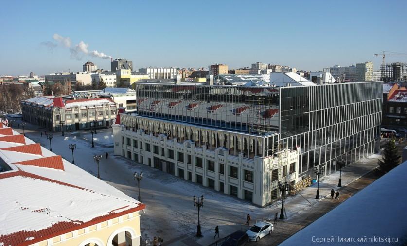 В городе появилось много новых современных гостиниц на любой кошелек, которые по достоинству оценят