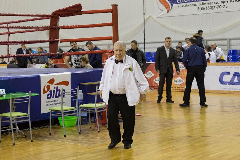 Анапа бокс Витязево