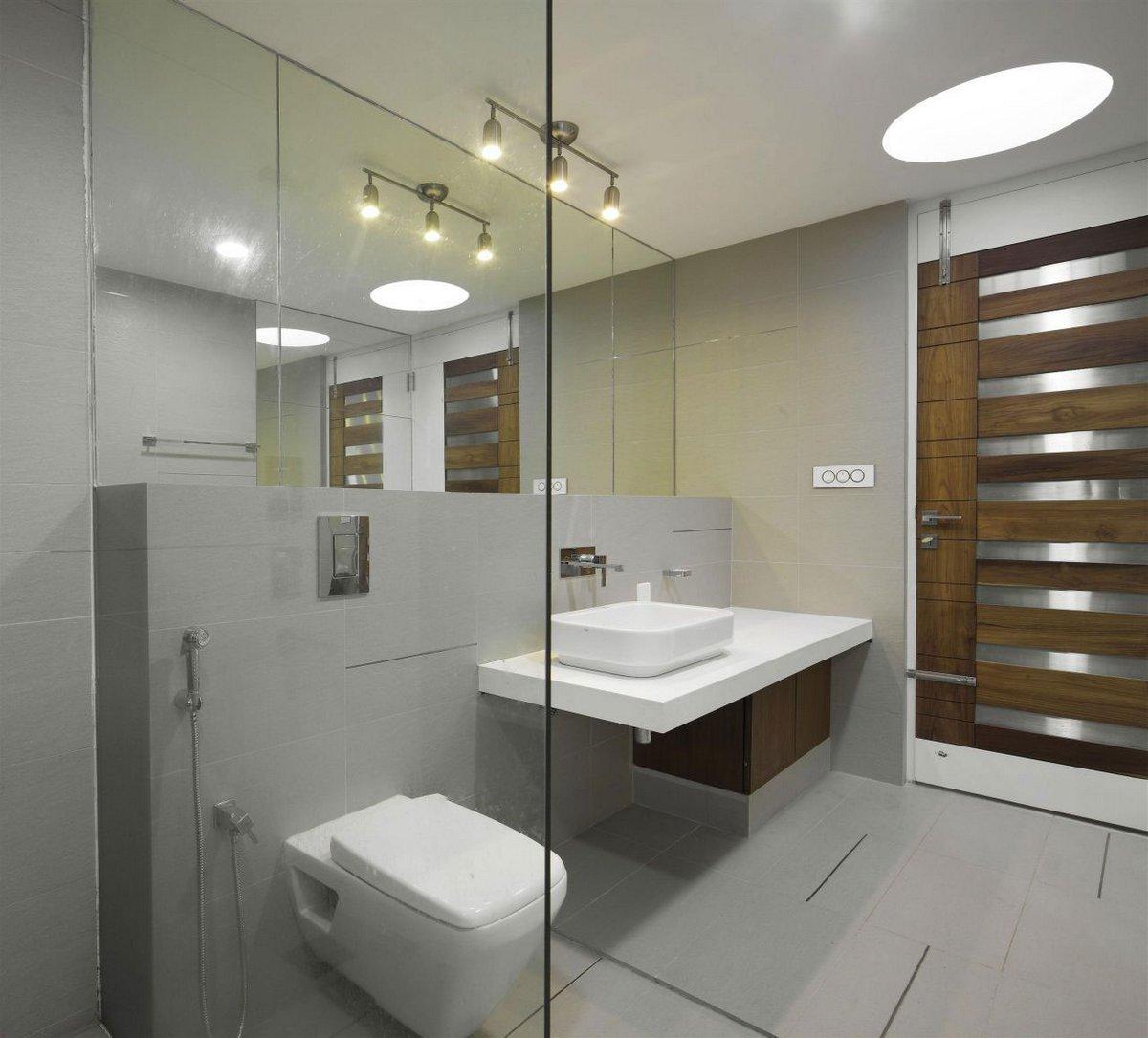 LIJO RENY architects, Running Wall Residence, особняк в Индии, частные дома в Индии, латерит, латеритный камень, камень из латерита, бассейн в доме