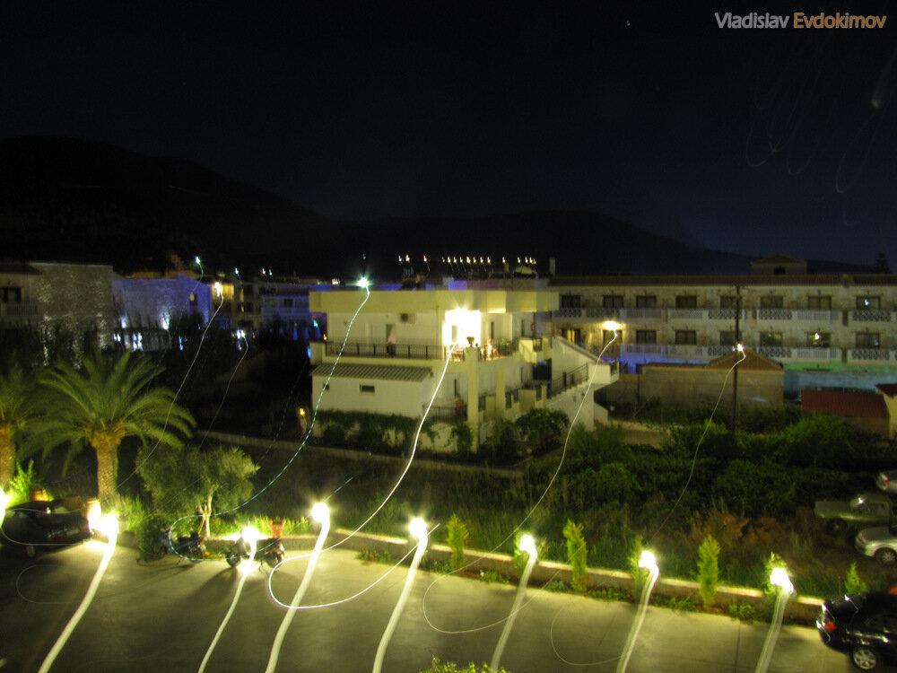 Вечерняя фотография