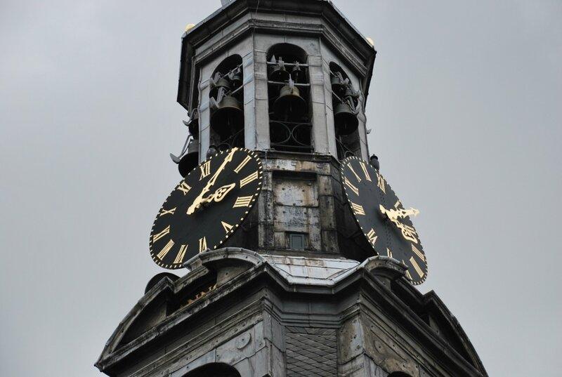 Часы Амстердама