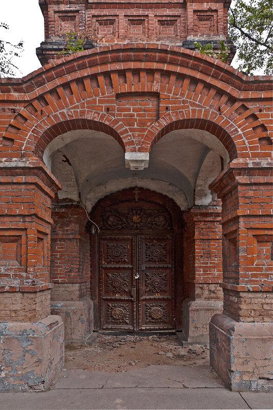 Храм во имя Тихвинской иконы Божией Матери Тихвинской старообрядческой общины