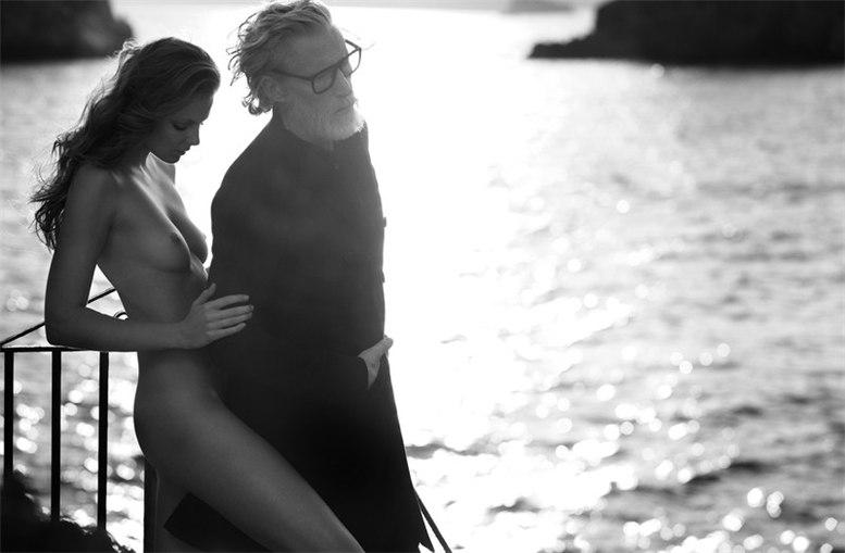 Eniko Mihalik / Энико Михалик в эротическом журнале Lui, ноябрь 2013 / фотограф Mark Segal