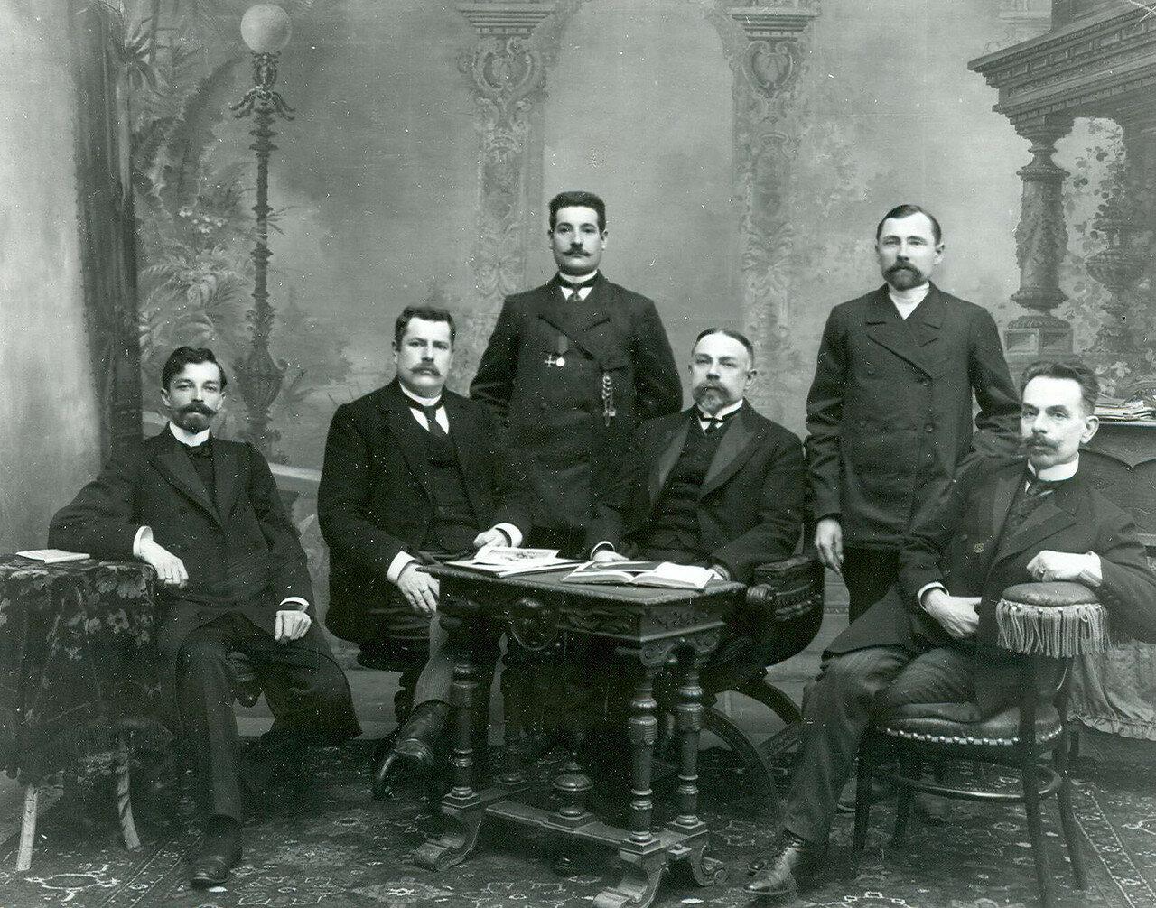 Группа депутатов Второй Государственной думы, избранных от Витебской губернии