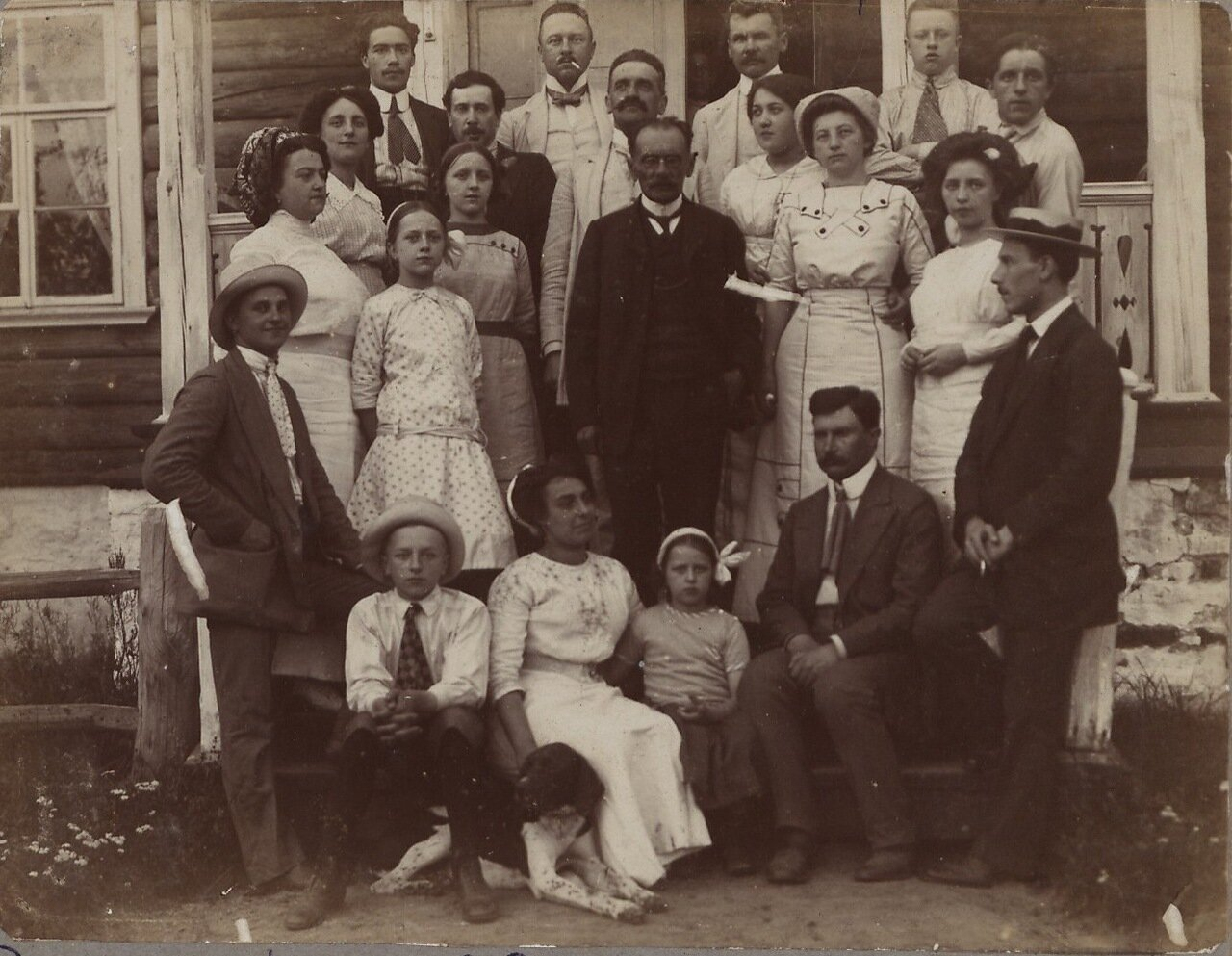 Крупки. 1910