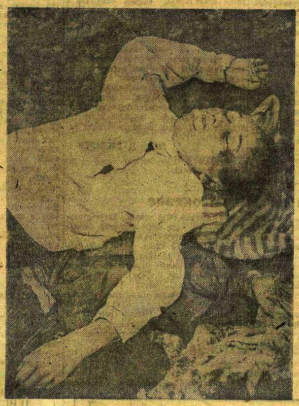 «Красная звезда», 13 марта 1943 года, Зверства немецко-фашистских людоедов Ростове-на-Дону, зверства фашистов над детьми