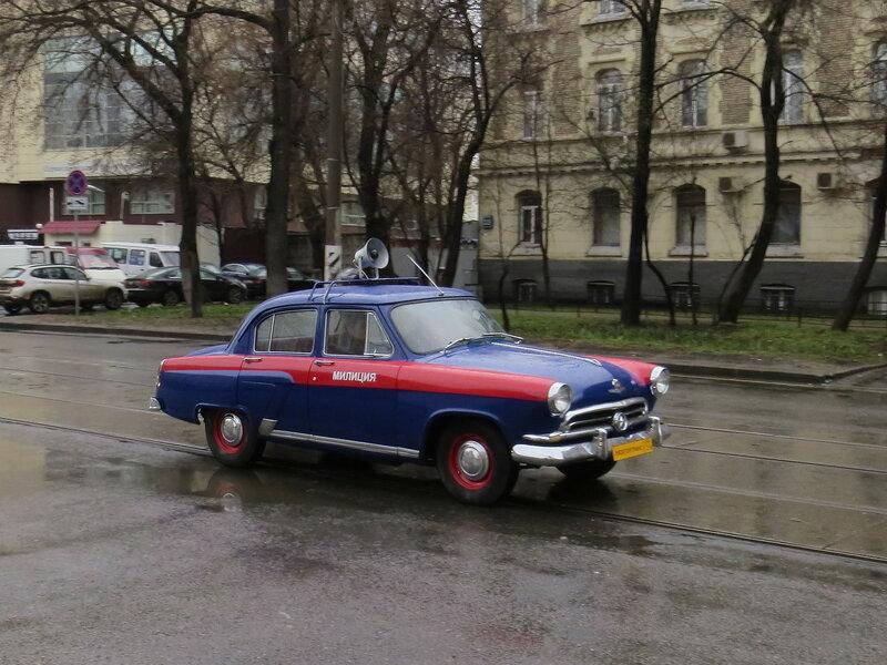 Советская милиция _3