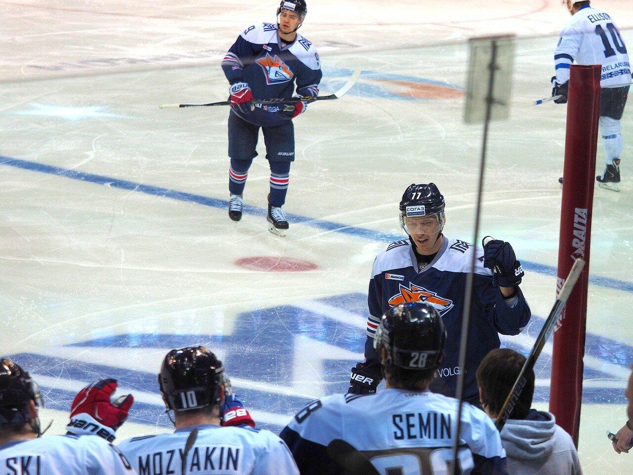 60Металлург - Динамо Минск 13.09.2016