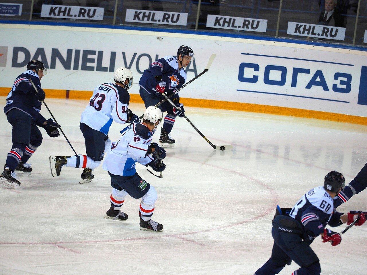 36Металлург - Медвешчак 23.09.2016