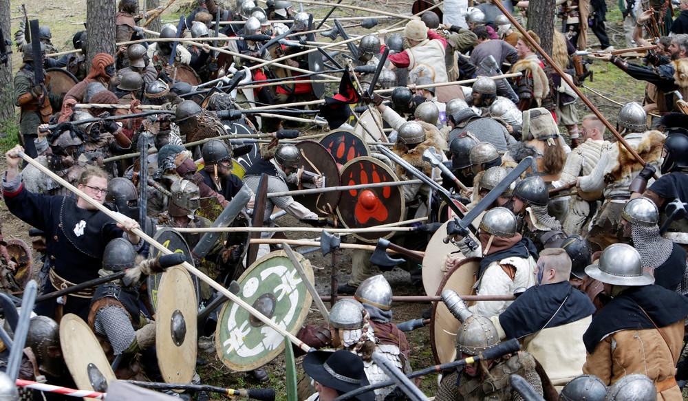 Битва Пяти Воинств в Чехии