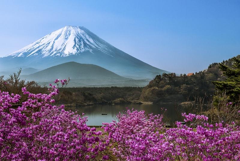 Природные чудеса Японии