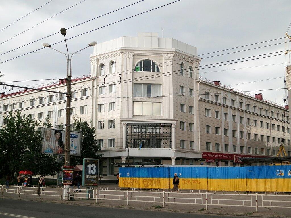 Гостиница «Оптима»