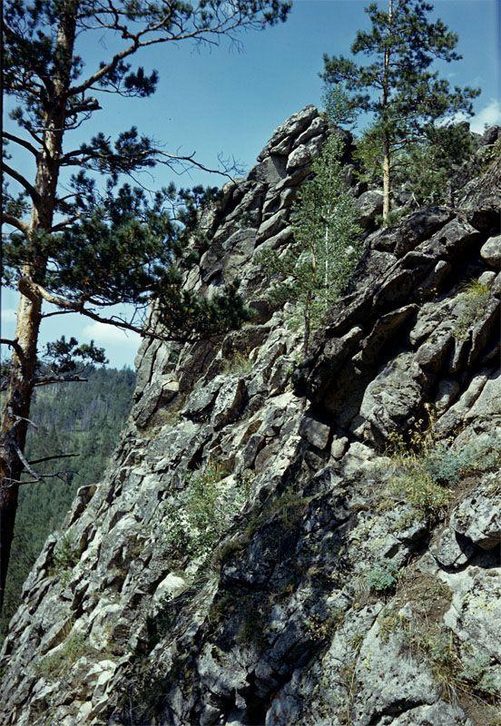 Гора Соколинка (22.03.2013)