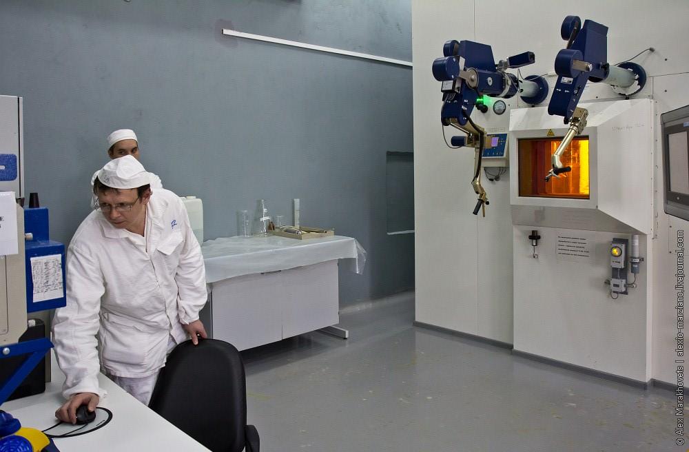 Как делают Технеций-99 -  радиоактивный металл для диагностики заболеваний