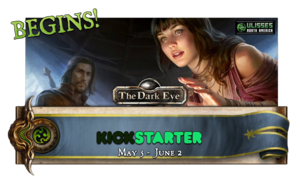The Dark Eye Kickstarter