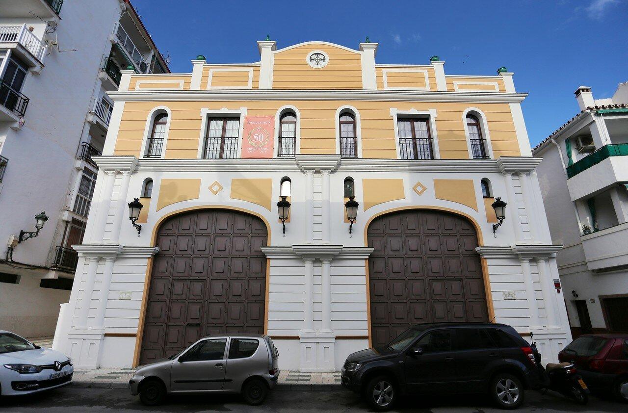 Нерха. Церковь Братства Воскрешения Иисуса и Марии Ассунты (Hermandad De Jesus Resucitado Y María Santísima De La Asunción)