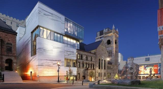 16. Канада, Монреаль, Романская церковь-музей Древняя церковь со временем стала разрушаться, но от п