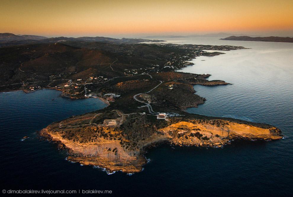 6. Греция, Марафонское озеро.