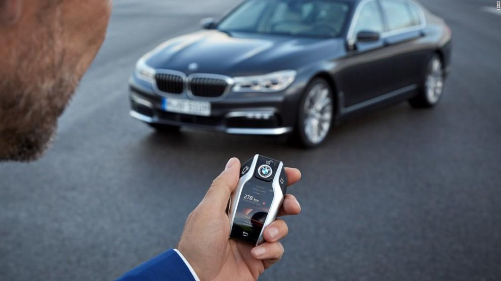 Новый BMW седьмой серии – это также и один из наиболее инновационных автомобилей в своем классе. Он