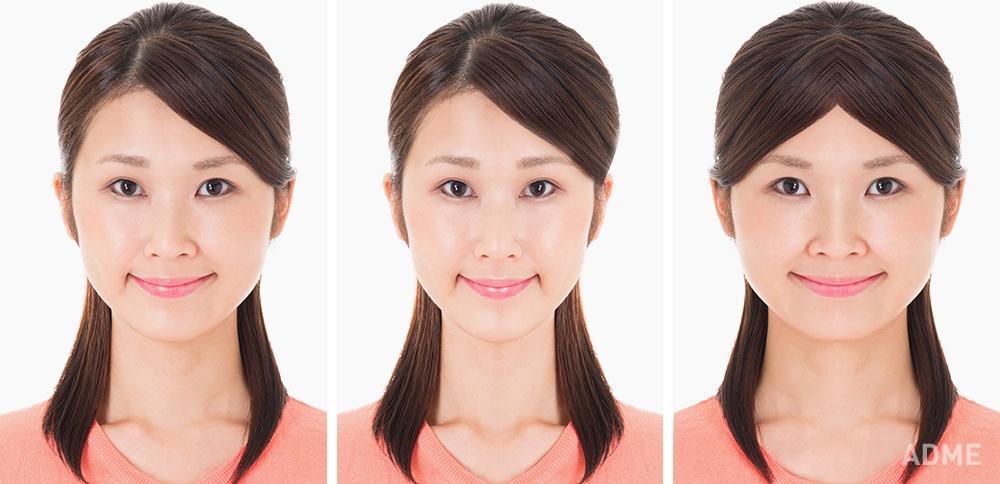 Еслибы наши лица были абсолютно симметричны