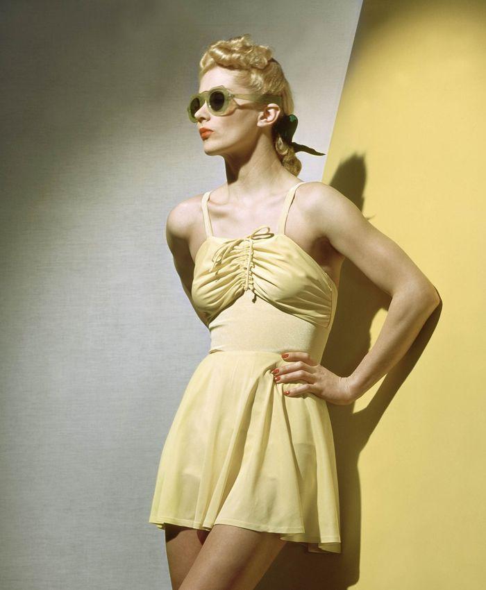 Horst P. Horst для Vogue, 1940 год.