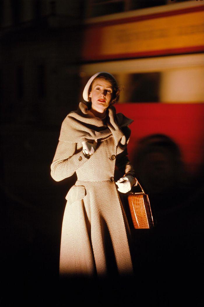 Norman Parkinson для Vogue, 1949 год.