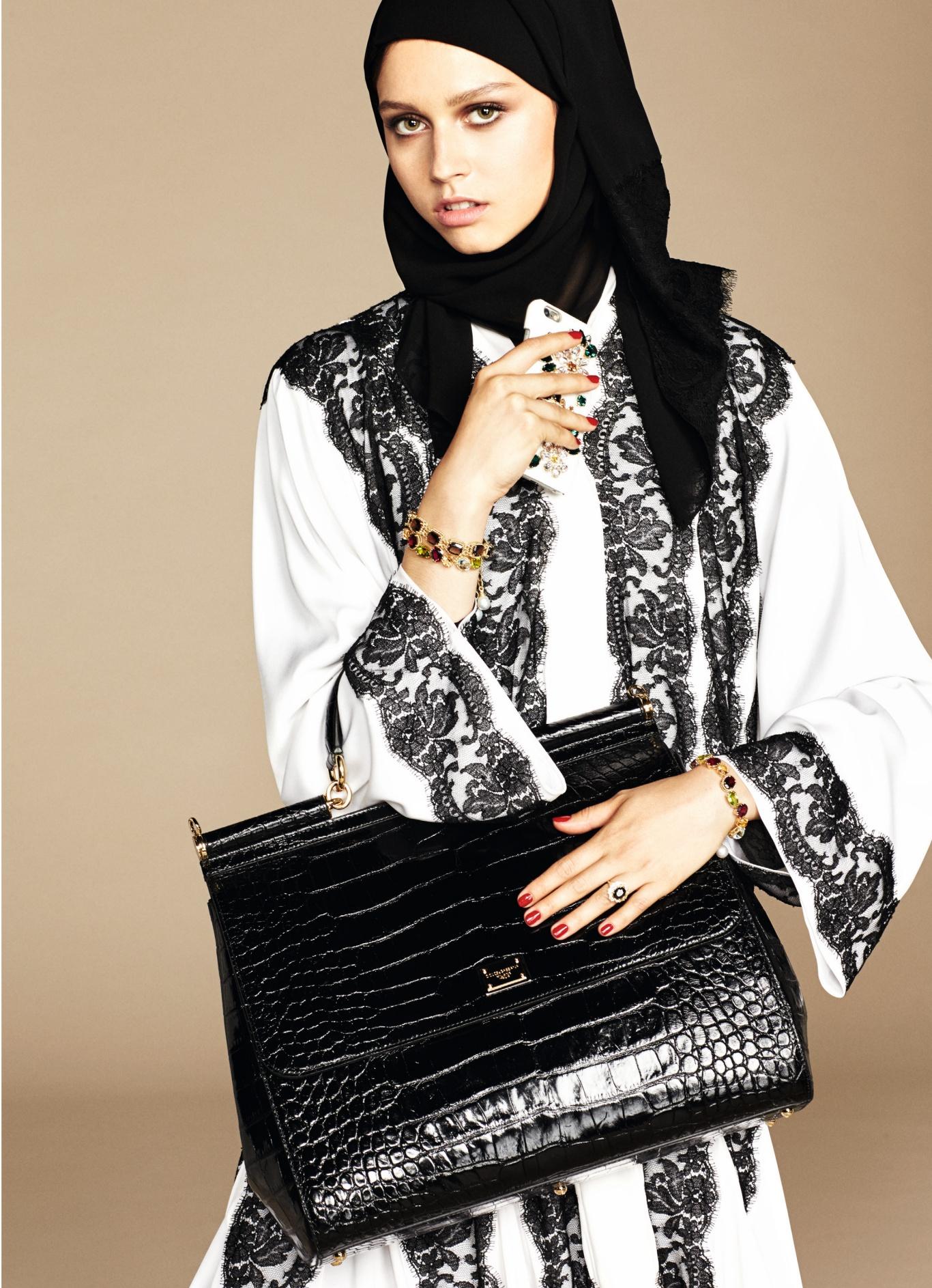 Как Dolce&Gabbana покорял Ближний Восток