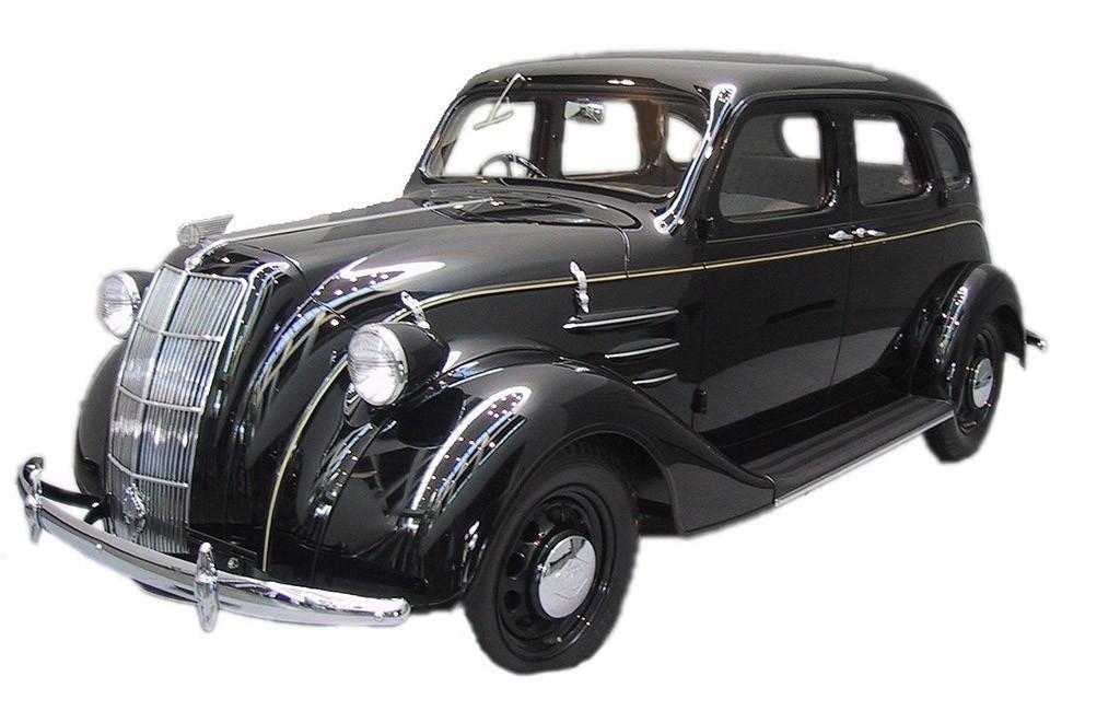 3. Производство пассажирского авто модели АА началось в 1936 году. Поначалу ранние модели Toyoda Aut
