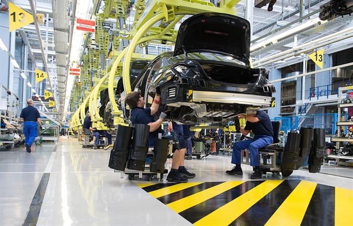Русский завод Mercedes появится не доэтого 2019г.