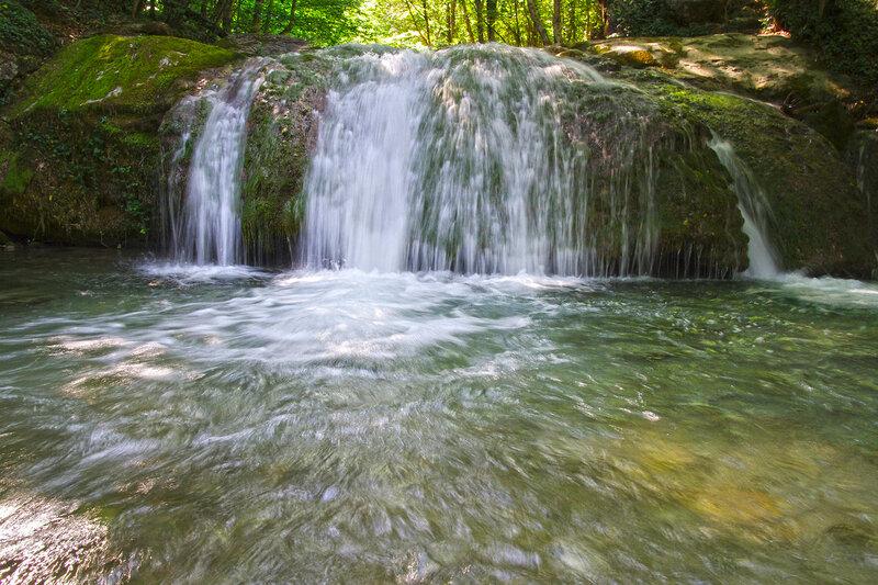 Порог реки Джур-Джур