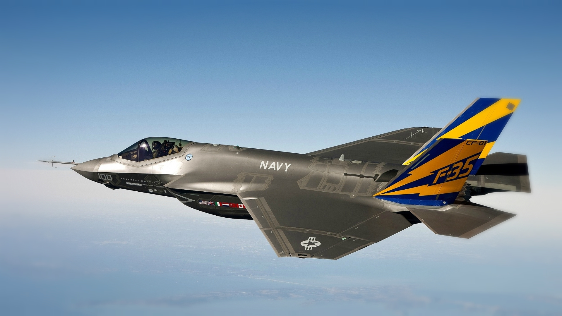 истребитель F 35