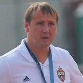 Аксёнов Андрей Евгеньевич - старший тренер команды ДЮСШ ПФК ЦСКА 2000 года рождения