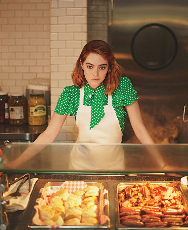 Emma Stone Stars in American Vogue November 2016 Cover Story