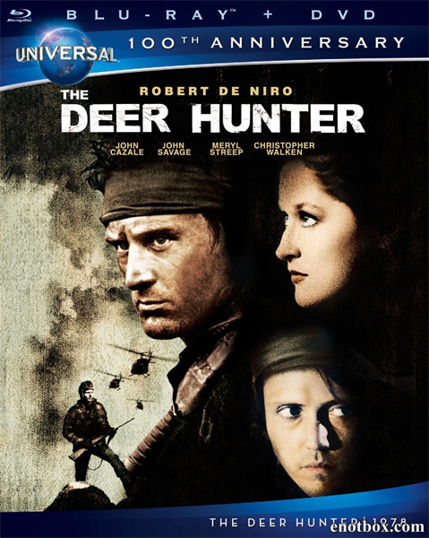 Охотник на оленей / The Deer Hunter (1978/BDRip/HDRip)