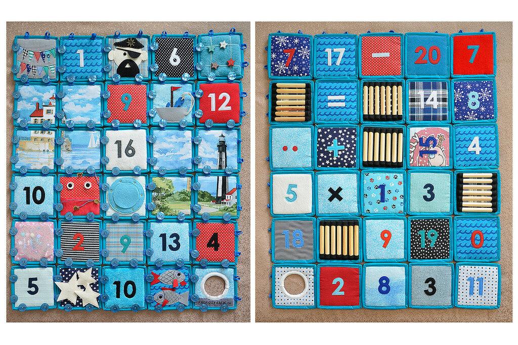 морские кубики текстильный набор покрывало торба (10).jpg