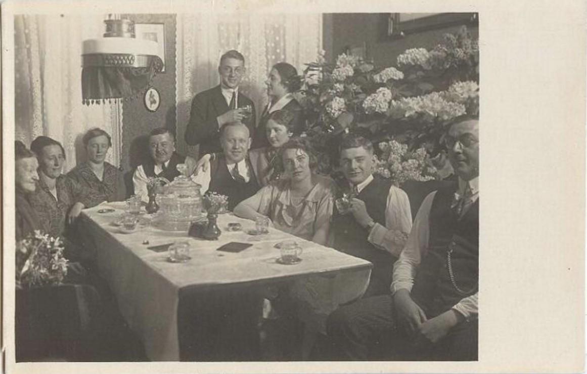 1920-е. «Хорошая компания»