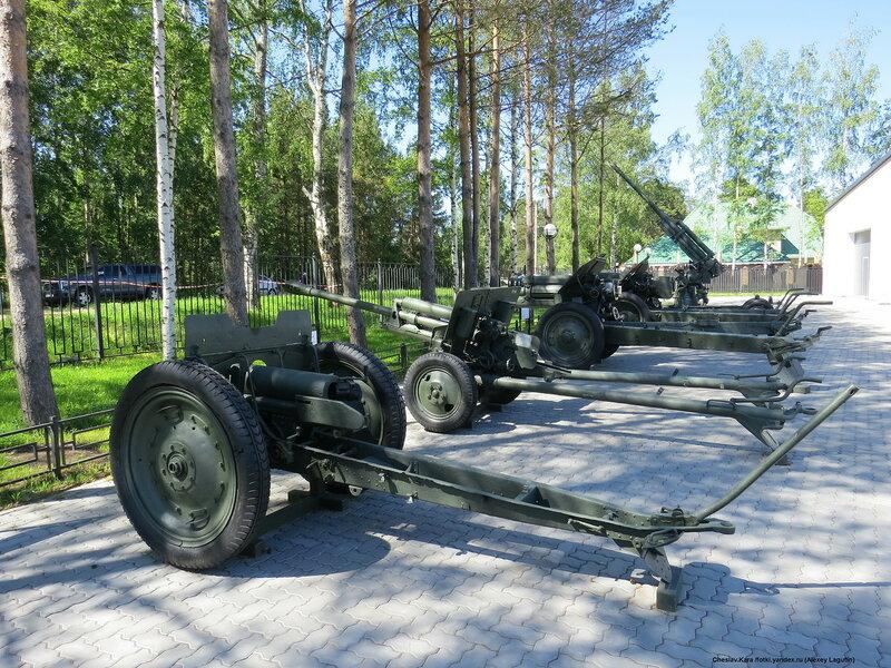 76 мм полковая пушка _190
