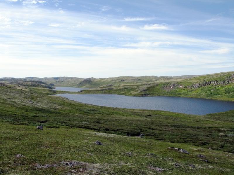 2 озера